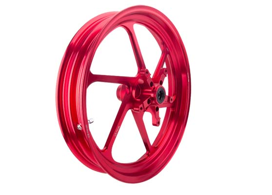 【RCB】Forged Rim FG506 Series - Webike Indonesia